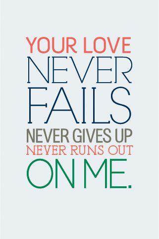 I have a god who never fails song
