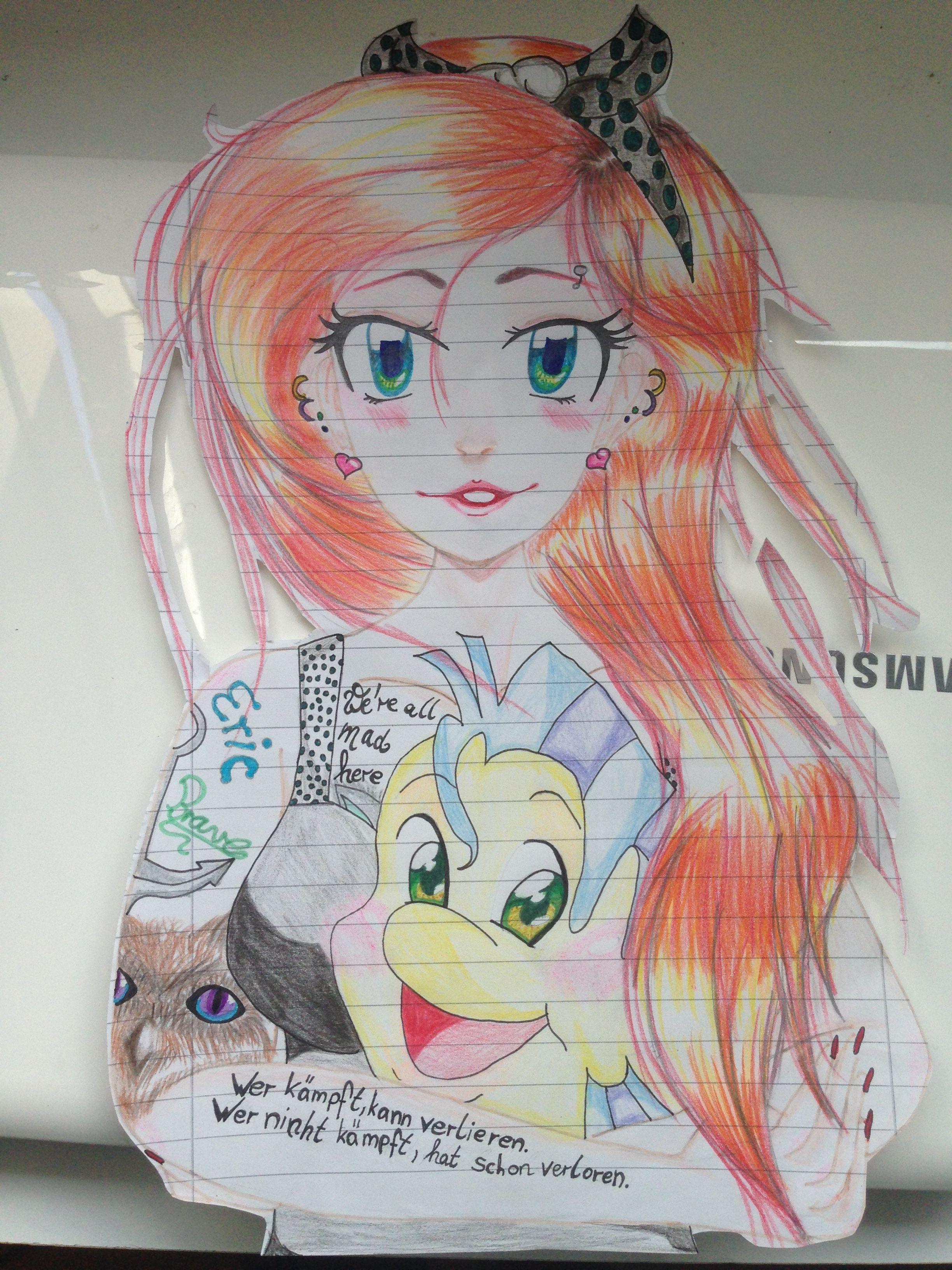 Pin by FoxyVixen on fav art Anime, Art, Drawings