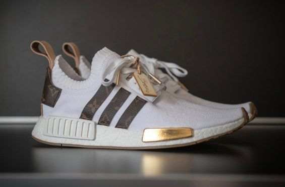 2ad0c8480e These adidas NMD Louis Vuitton Customs Belong To Craig David •  KicksOnFire.com