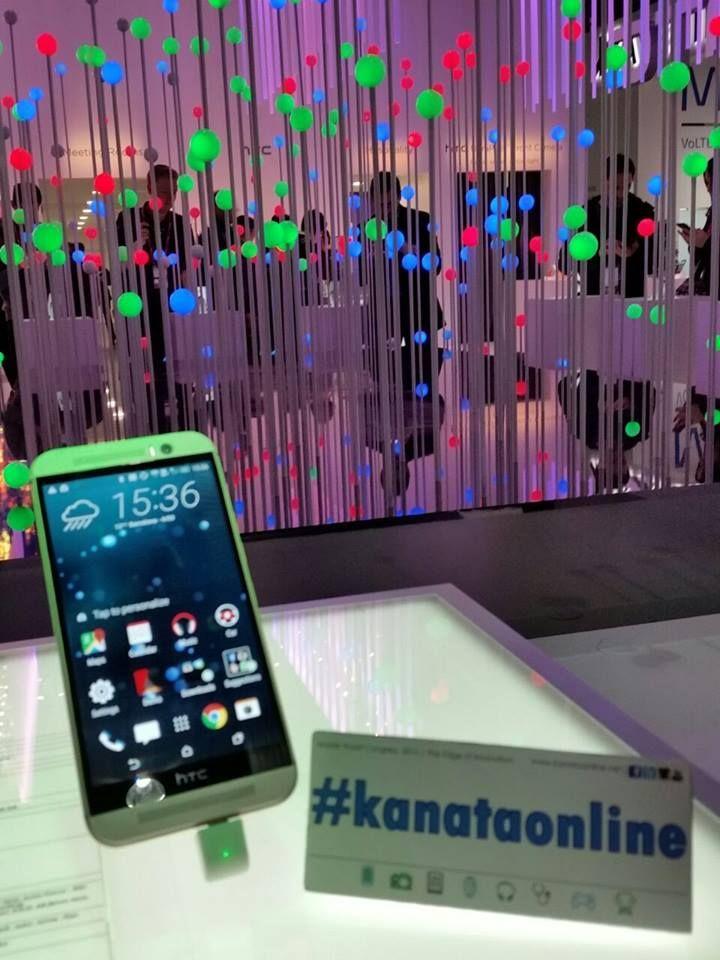 HTC One M9 conserva su pantalla Full HD de 5 pulgadas y sus componentes internos. Procesador octa-core. Cámara principal 20.7 Parlantes BoomSound por Dolby. #MWC15 #kanataonline