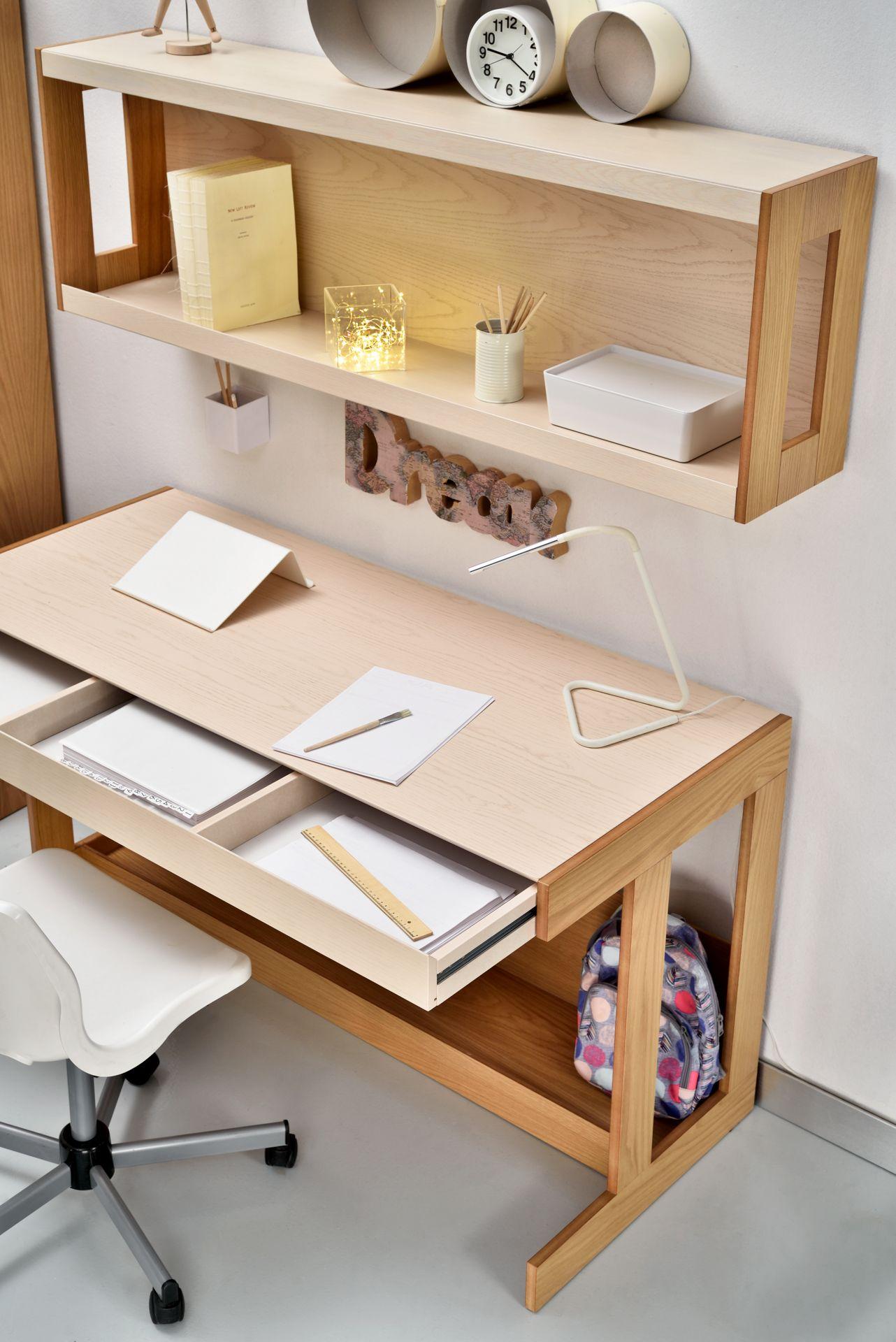 Alpha desk and Omicron shelf.