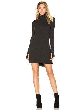 muse-turtleneck-dress by michael-lauren  #dress #fashion #trends #onlineshopping #shoptagr