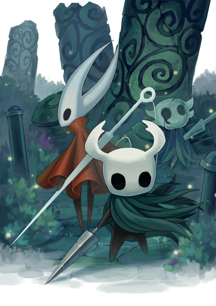 Hornet Meets Hollow Knight Knight Art Knight Hollow Art