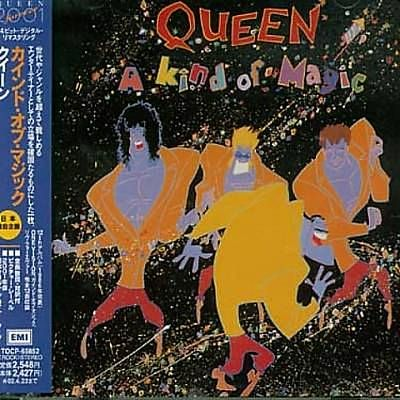 Pin By Petrad On Queen Queen Albums A Kind Of Magic Queen Album Covers