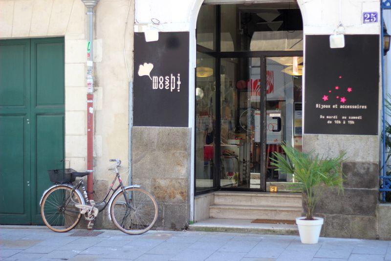Vickie in the sky - Blog lifestyle mode beauté - Rennes: Jolie boutique : Moshi Moshi à Rennes