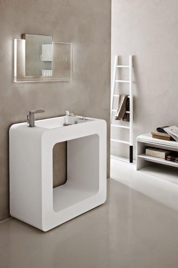 Diseño de Baños Italianos Modernos : Baños y Muebles | casas bonitas ...
