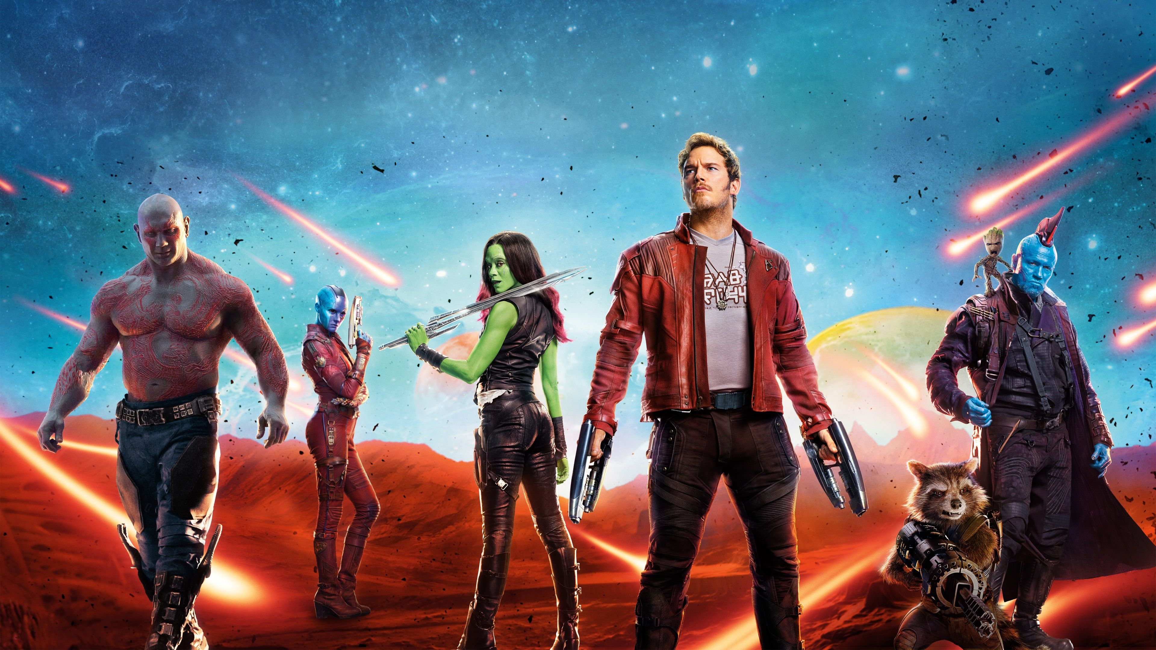 3840x2160 Guardians Of The Galaxy Vol 2 4k Wallpaper Hd Top With