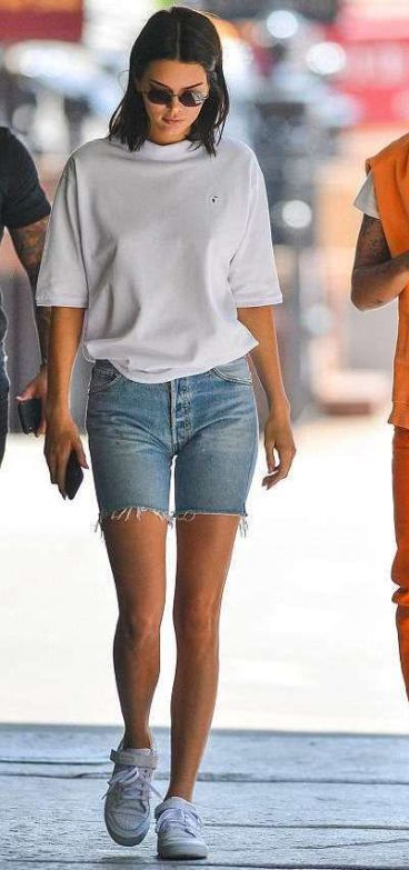 10 Kendall Jenner Outfits, die du stehlen musst – Society19 – Street Style