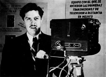 The Color TV was invented by Mexican Engineer Guillermo Gonzalez ...