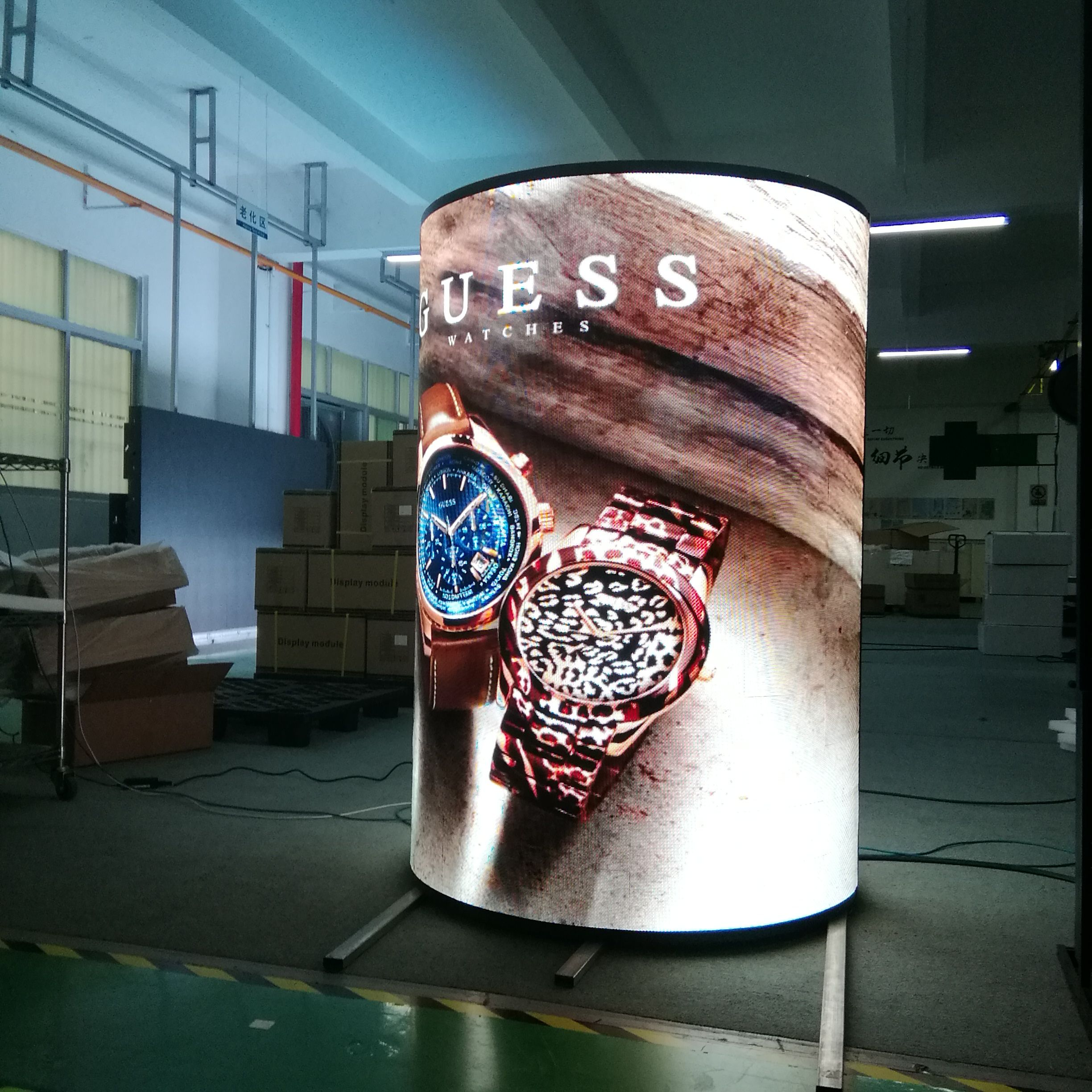 Flexible Led Screen P2 5mm Suitable For Stage Design Shopping Mall Design Exhibition Hall Design Special Sh Mall Design Shopping Mall Design Signage Design
