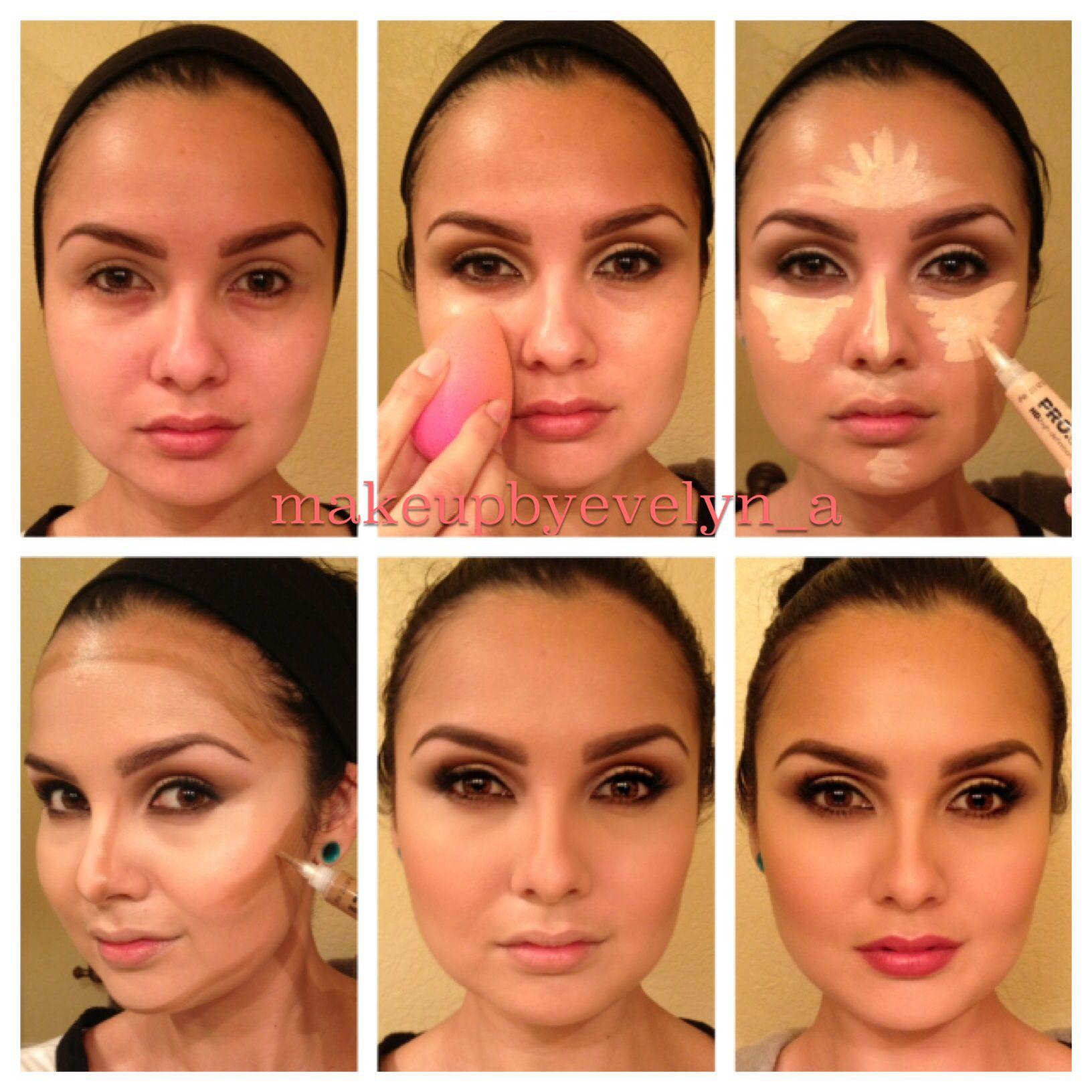Что нужно для макияжа лица список фото время обильных