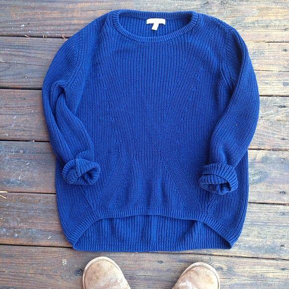 Banana Republic Shaker Sweater Banana Republic FS shaker