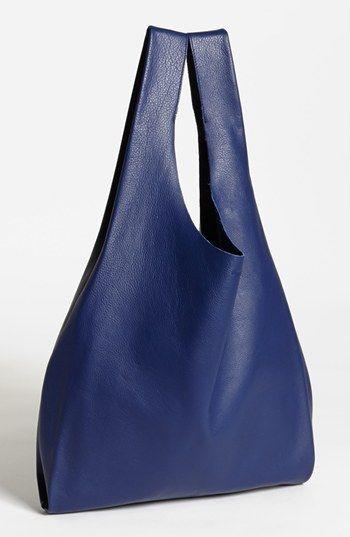 acdaa48365e1 Baggu  Medium  Leather Shoulder Bag