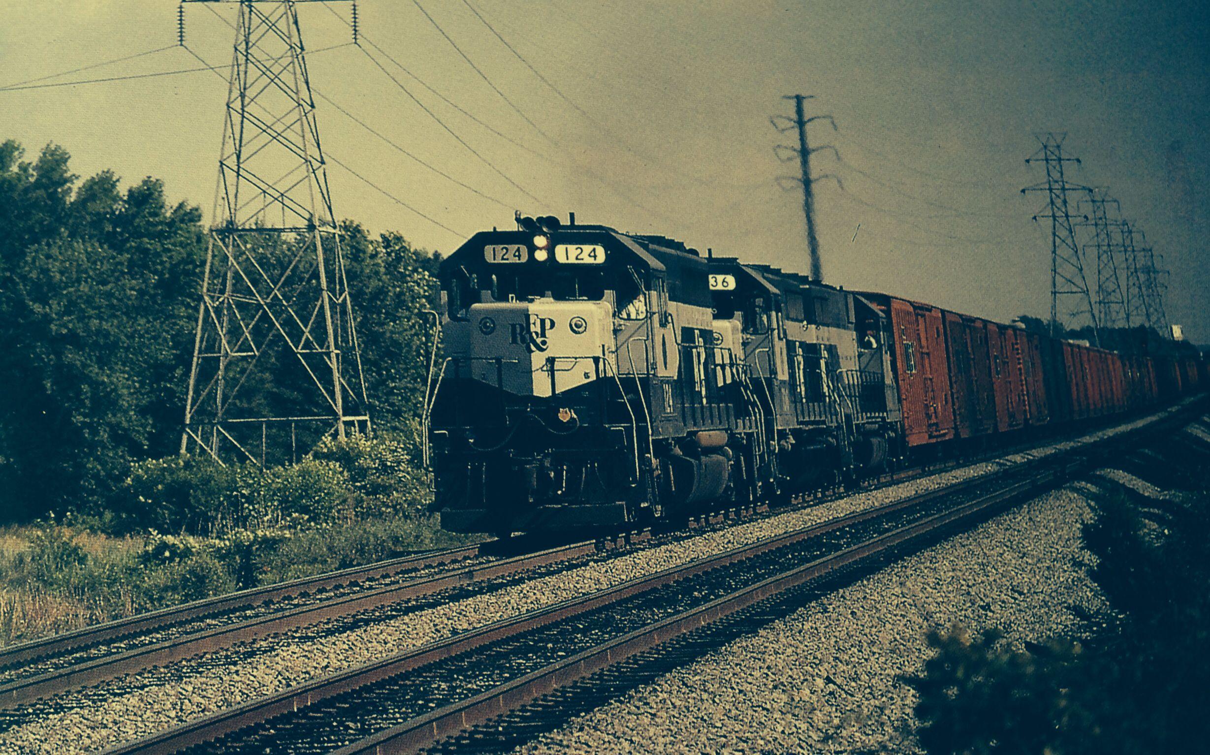 The Juice Train | RF&P RR | Train, Csx transportation, Locomotive on