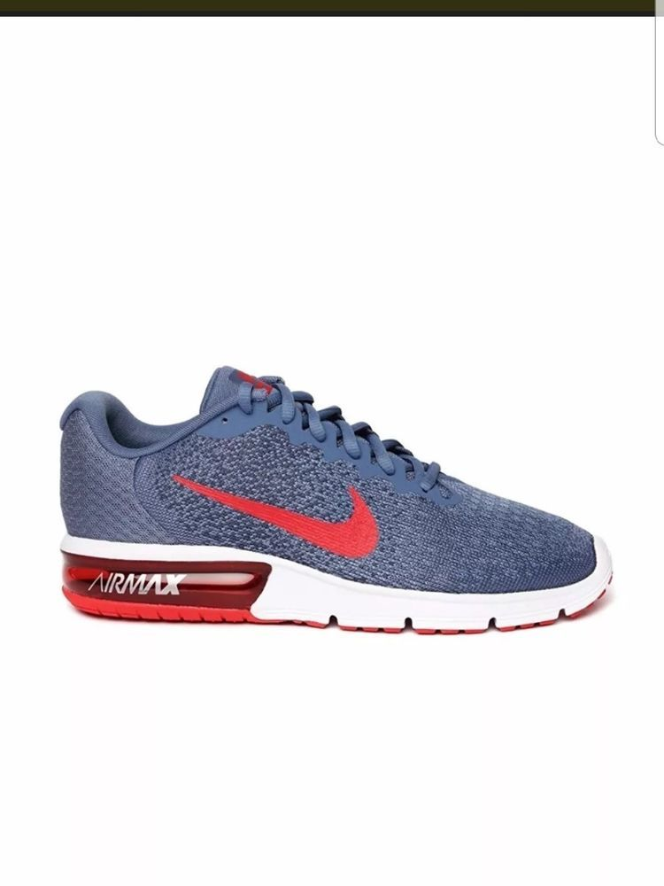 nike air max sequent 2 red