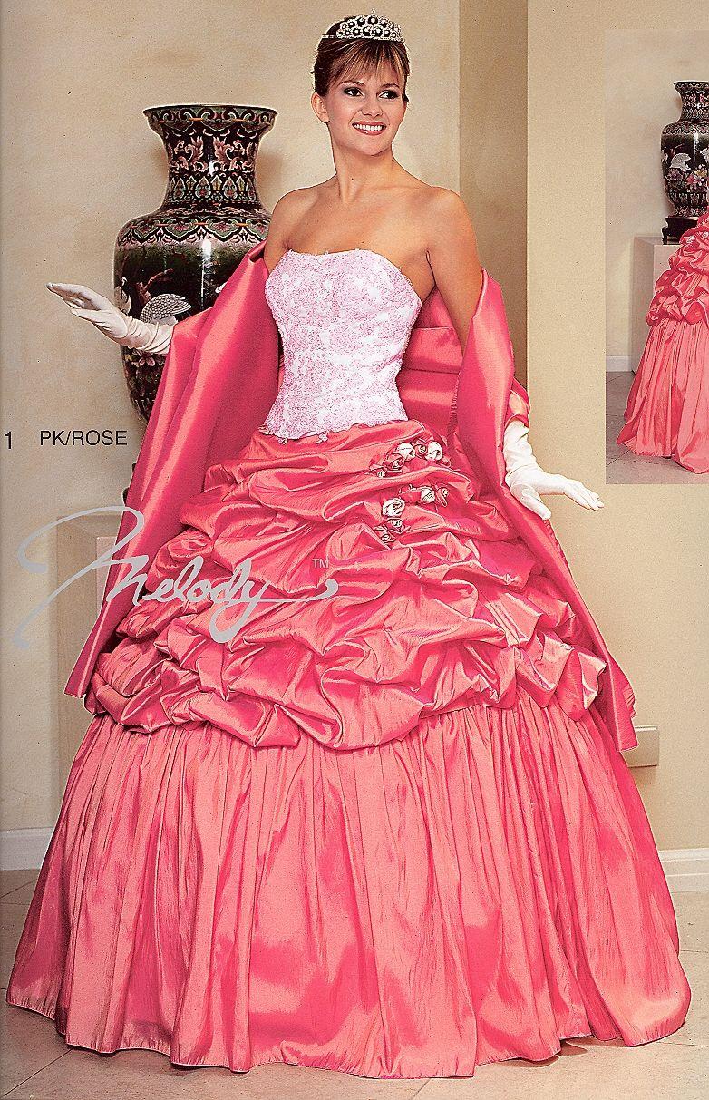 Sale dress weddingquinceanera dresses pinkrose posh
