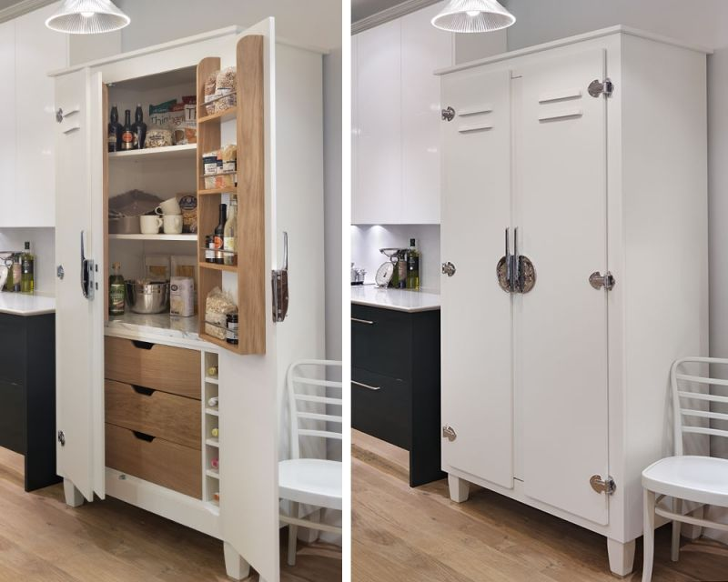 Free Standing Kitchen Storage awesome free standing kitchen pantry cabinet — design and decor