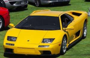 Trump Bought His Lamborghini Diablo Near The End Of The 90s For