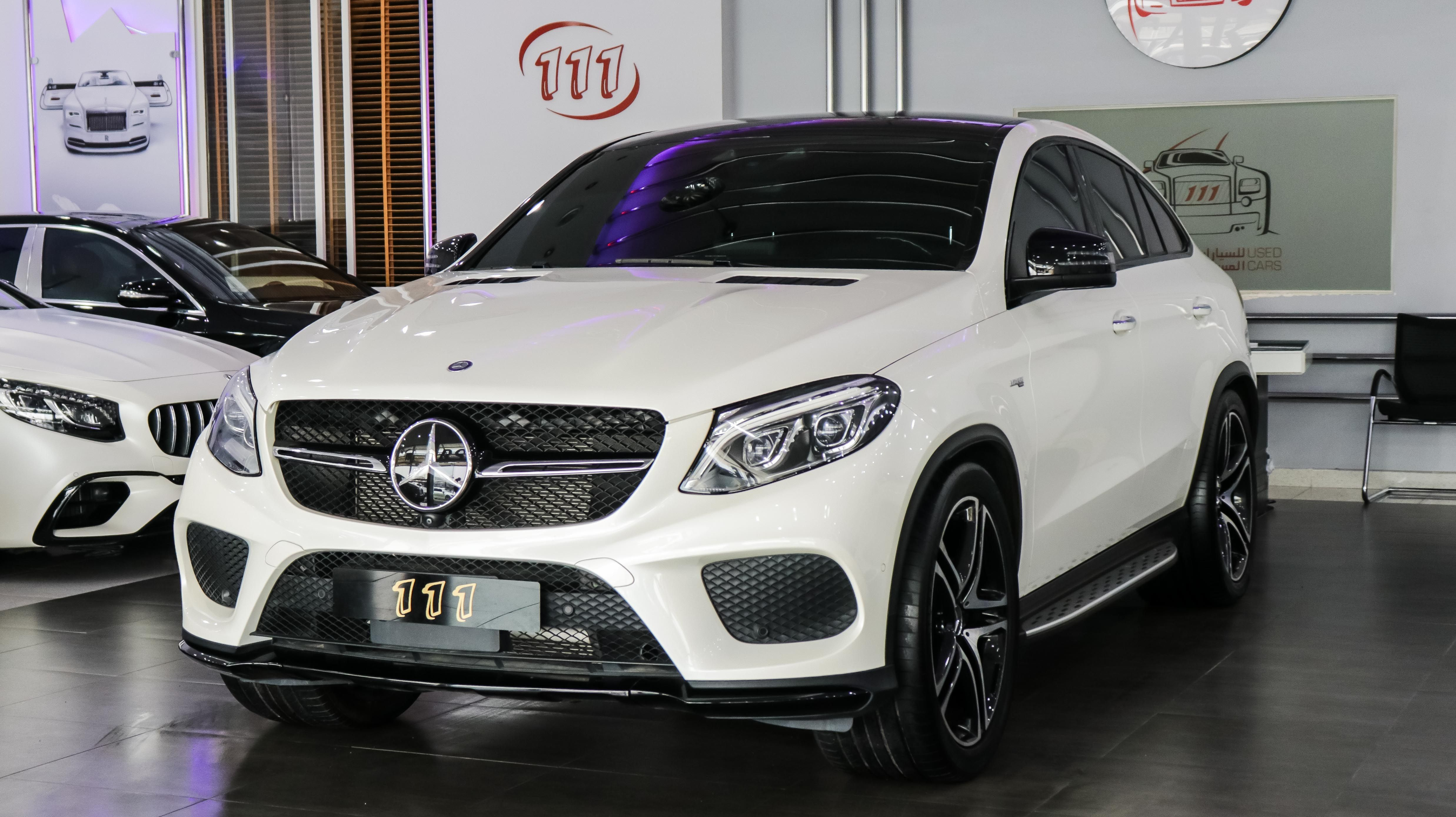 Model Mercedes Benz Gle 43 Amg Year 2018 Km 40 000 Price