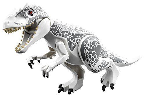 Amazon Com Lego Jurassic World Indominus Rex Figure Toys Games Jurassic World Indominus Rex Lego Jurassic World Indominus Rex