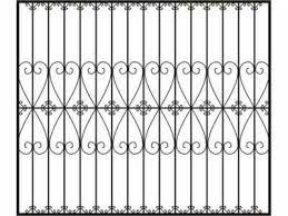 Resultado de imagem para modelos de grade de ferro para varanda