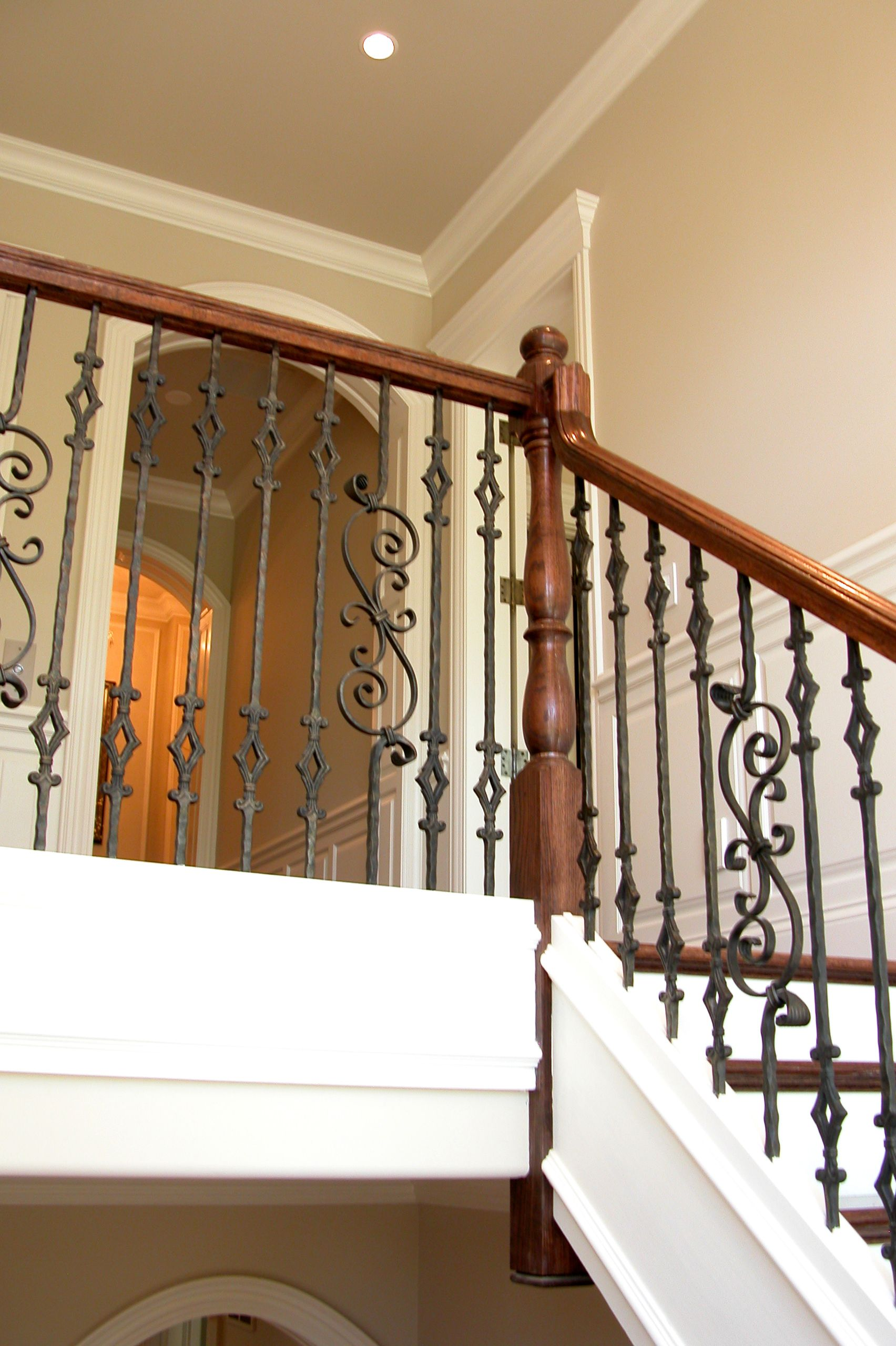 Best Iron Balusters Wrought Iron Stairs Home Stairs Design 640 x 480