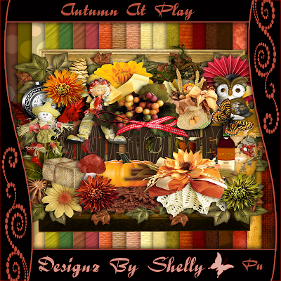 Digi Style Designs Digital Scrapbooking Store New Autumn At