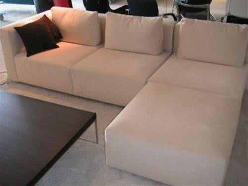 Minotti Braque 25994 2 Zitselement 1 Zits Element Hocker 80 Cm X 80 Cm Incl Nummer Poi298 Fabrikant Minotti Mod Sectional Couch Couch Furniture