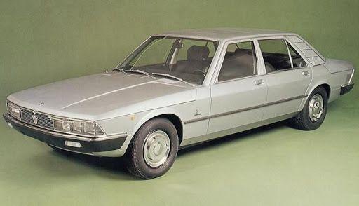 Maserati Quattroporte II 1974