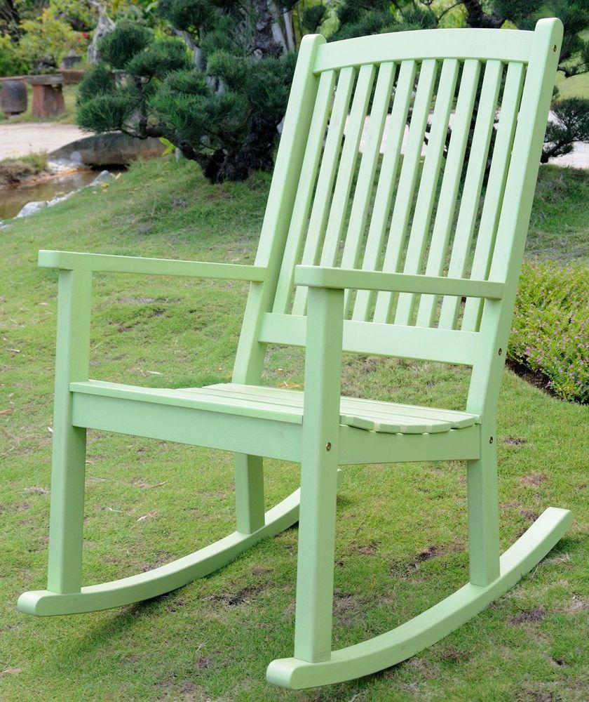 Fabulous International Caravan Kd Large Wooden Rocking Chair Bralicious Painted Fabric Chair Ideas Braliciousco