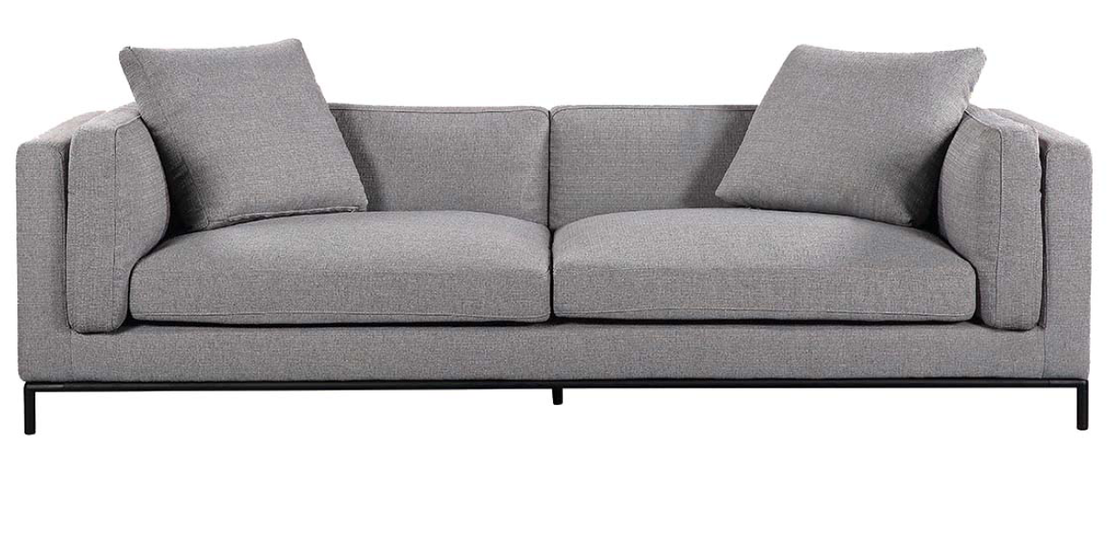 Gabin Sofa Gray | living room in 2019 | Sofa, Gray sofa ...