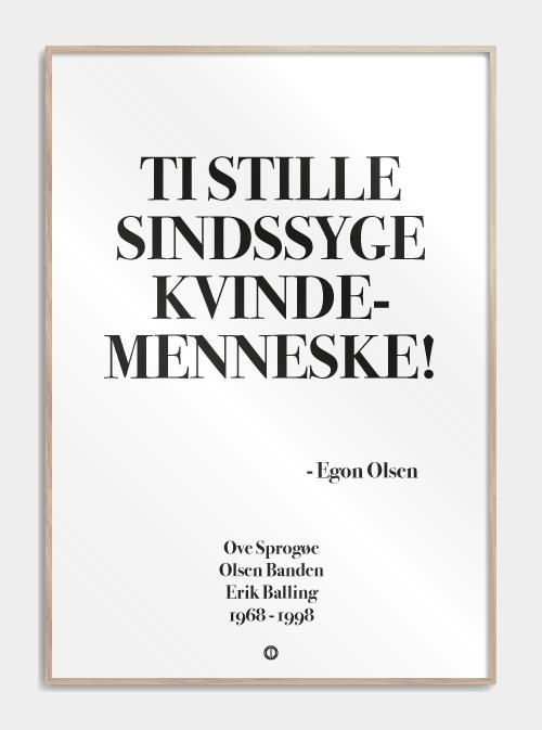 geniale citater TI STILLE SINDSSYGE KVINDEMENNESKE | Creation | Quotes, Humor  geniale citater