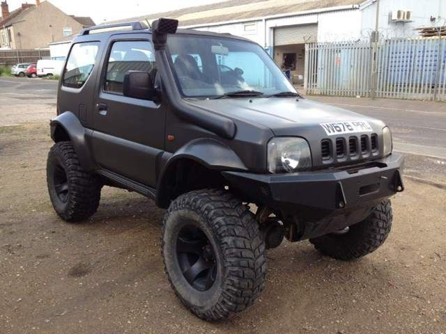 extreme jimny 39 s 4x4 community forum suzuki jimny. Black Bedroom Furniture Sets. Home Design Ideas