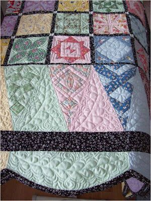 Quilt Inspiration: Crazy about Jane