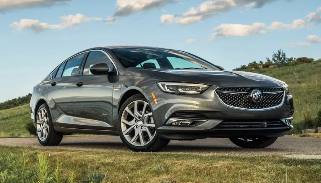 2019 Buick Regal Hybrid Concept Redesign Specs Buick Regal Buick Buick Cars