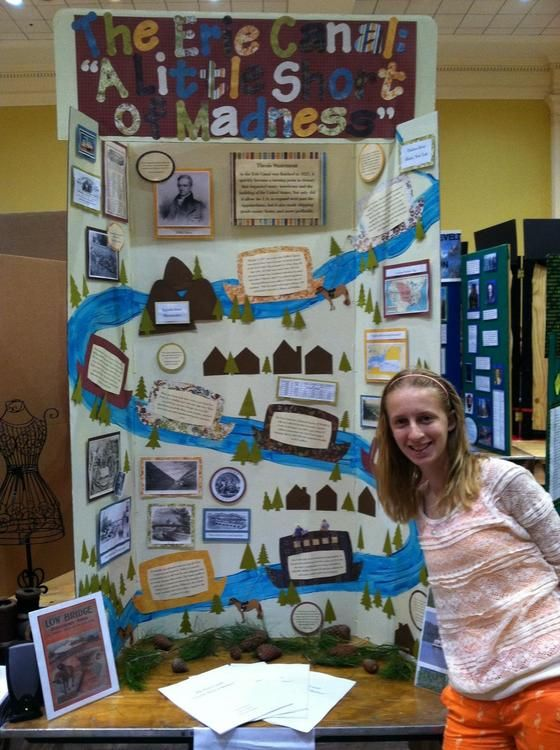 Classroom Notice Board Ideas ~ National history day student project examples