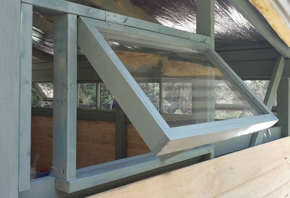 Shed Window Installation Shed Windows Shed To Tiny House Window Installation