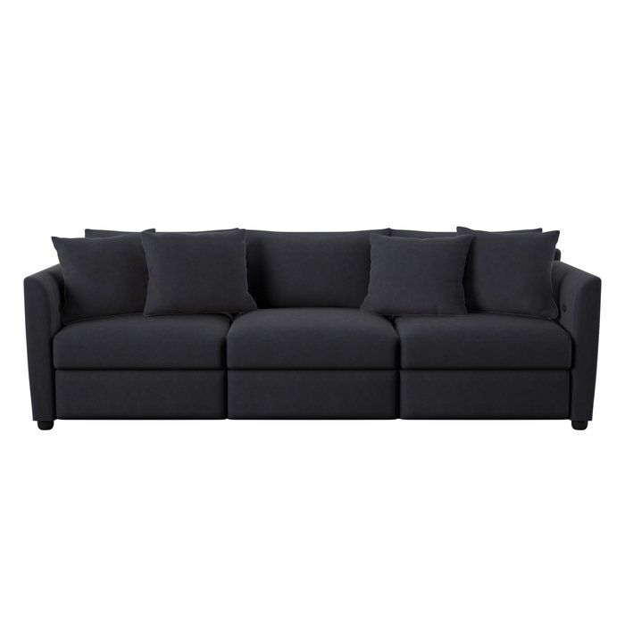 Cyrus Reclining Sofa & Reviews | AllModern (With images ...