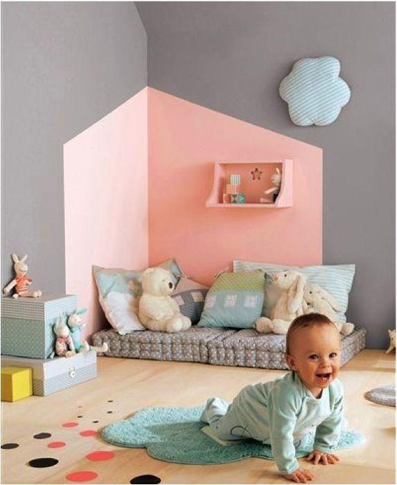 idée peinture kid / baby room Pinterest Idée peinture, Chambre