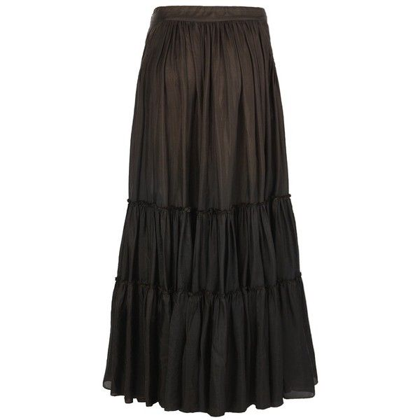 2d4eeac1af61 Rakhi Skirt ($199) ❤ liked on Polyvore featuring skirts, bottoms ...