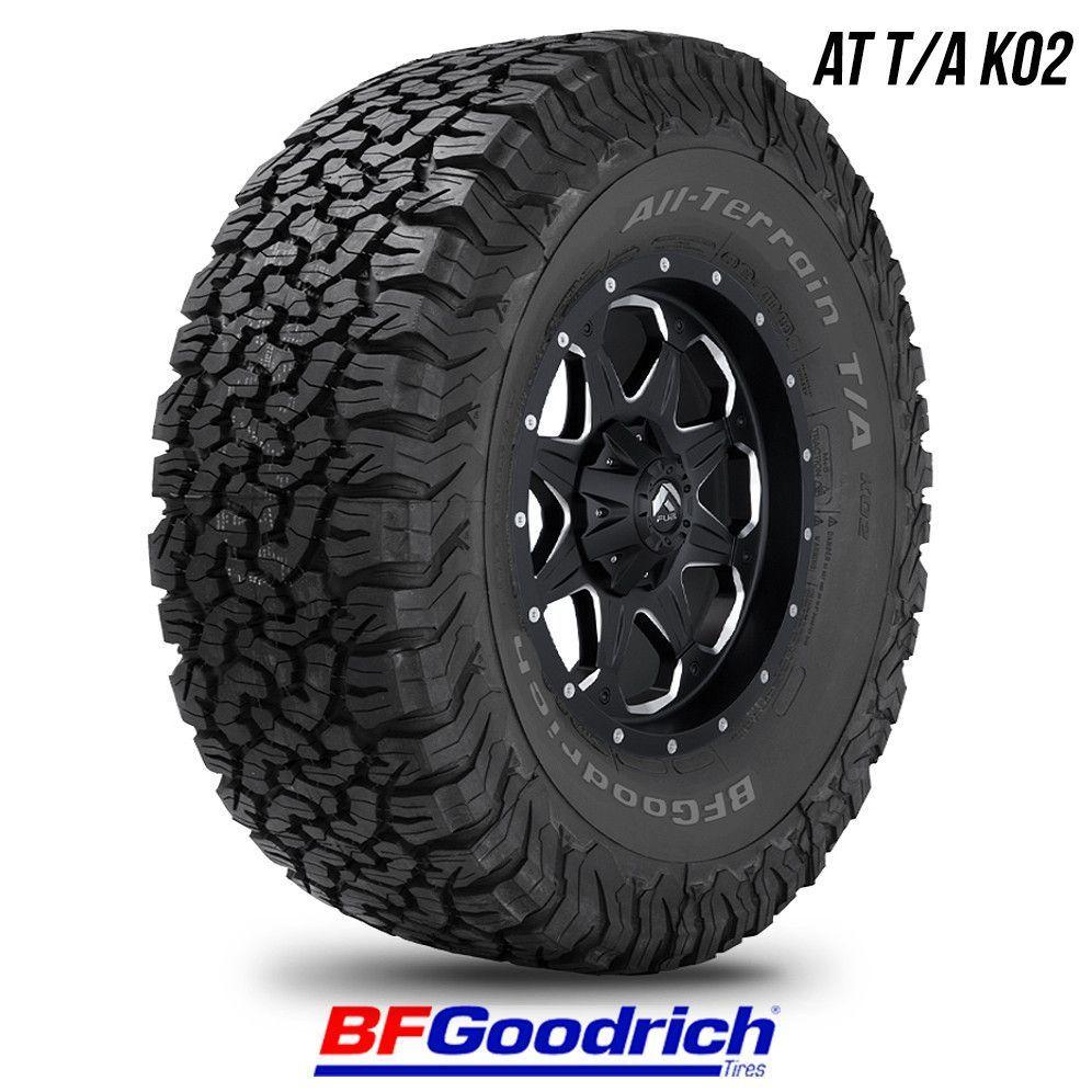 BFGoodrich All-Terrain T/A KO2 LT255/70R18 117/114S BW 255 ...