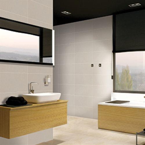 Vitra Sahara White Rectified Tile - 600x600 mm £44.99/m2 - Bathroom ...