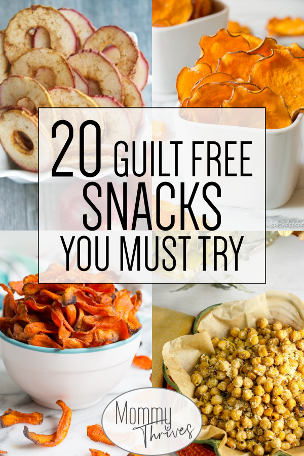 20 Healthy Snacks To Add To Your Diet images
