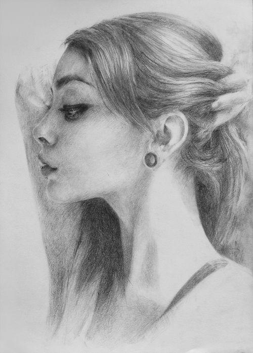 صور الرسم بالقلم الرصاص رسومات بالقلم الرصاص Inspiration Image Drawings