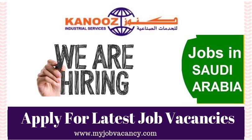 Start your career journey through Kanooz! Apply for latest