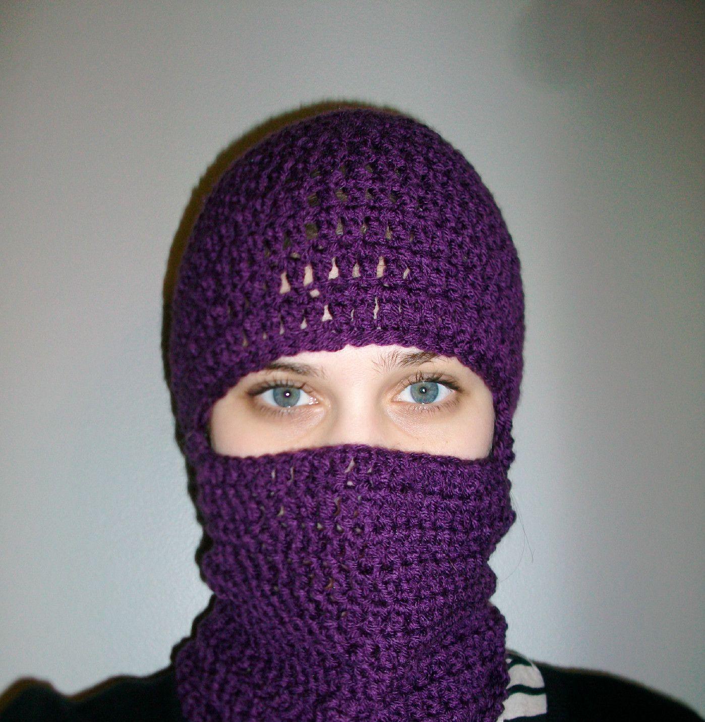 Luxury Crochet Ski Mask Pattern Free Embellishment - Easy Scarf ...