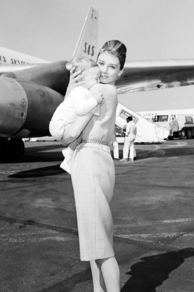 Audrey Hepburn - Vovó Ícone - Fotografia | Stefany