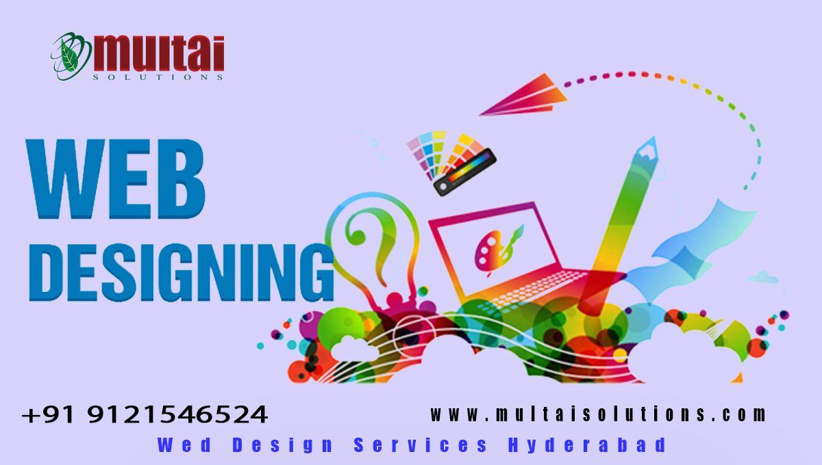 Web Designing In Multai Solutions Contact 91 9121546524 91 9151971363 For More Details Visit U Web Design Digital Marketing Services Interactive Design