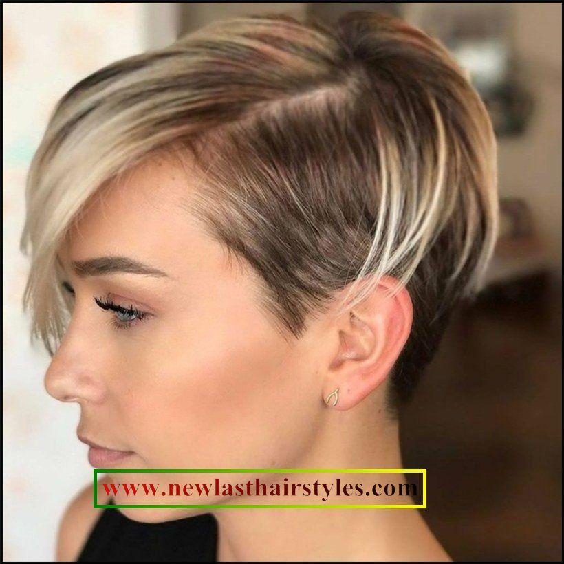 Undercut Short Pixie Haircut New Last Hair Styles Short Hair Styles Pixie Short Hair Undercut Undercut Hairstyles