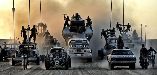Mad Max Garotos de Guerra